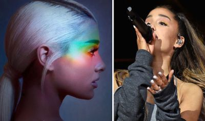 Ariana Grande - No Tears Left To Cry: Listen to snippet of new single | Music | Entertainment ...