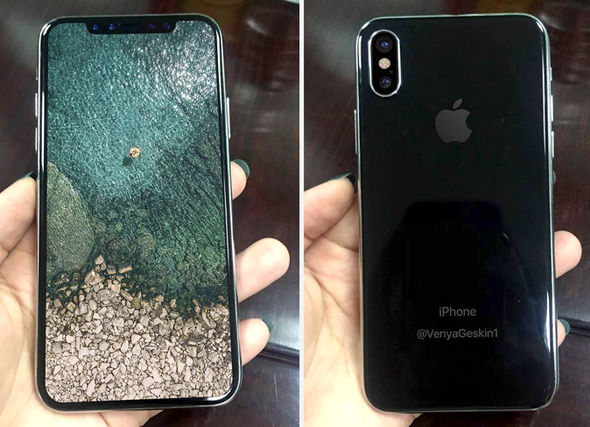 iPhone 8 release date DELAYED again  according to a new report     Designer Benjamin Geskin has mocked up the iPhone 8  based on the latest  leaked