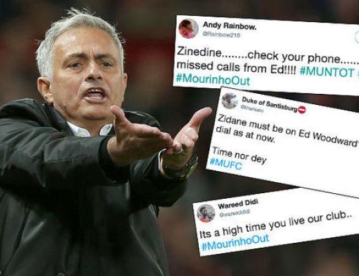 Afbeeldingsresultaat voor mourinho sacked by man u