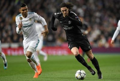 Champions League RESULTS: Cristiano Ronaldo gives Real Madrid commanding lead over PSG ...