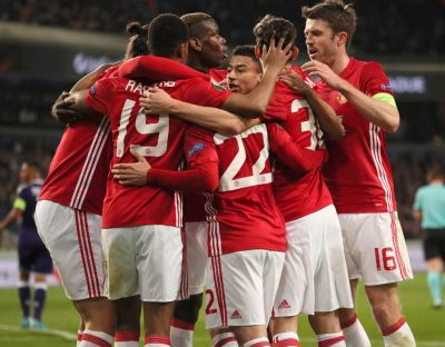 Manchester United player ratings against Anderlecht | Sport Galleries | Pics | Express.co.uk