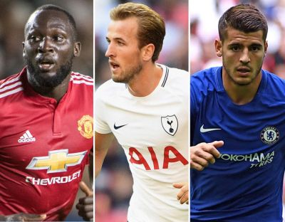 Premier League top scorer odds 2017/18   Sport Galleries   Pics   Express.co.uk