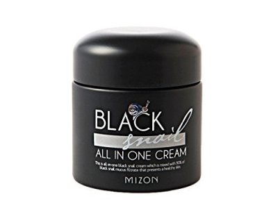 Mizon - Black Snail - All in One Cream - Facial Care Reviews 2019