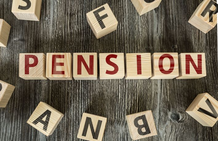 Pension triple-lock abandoned for one year