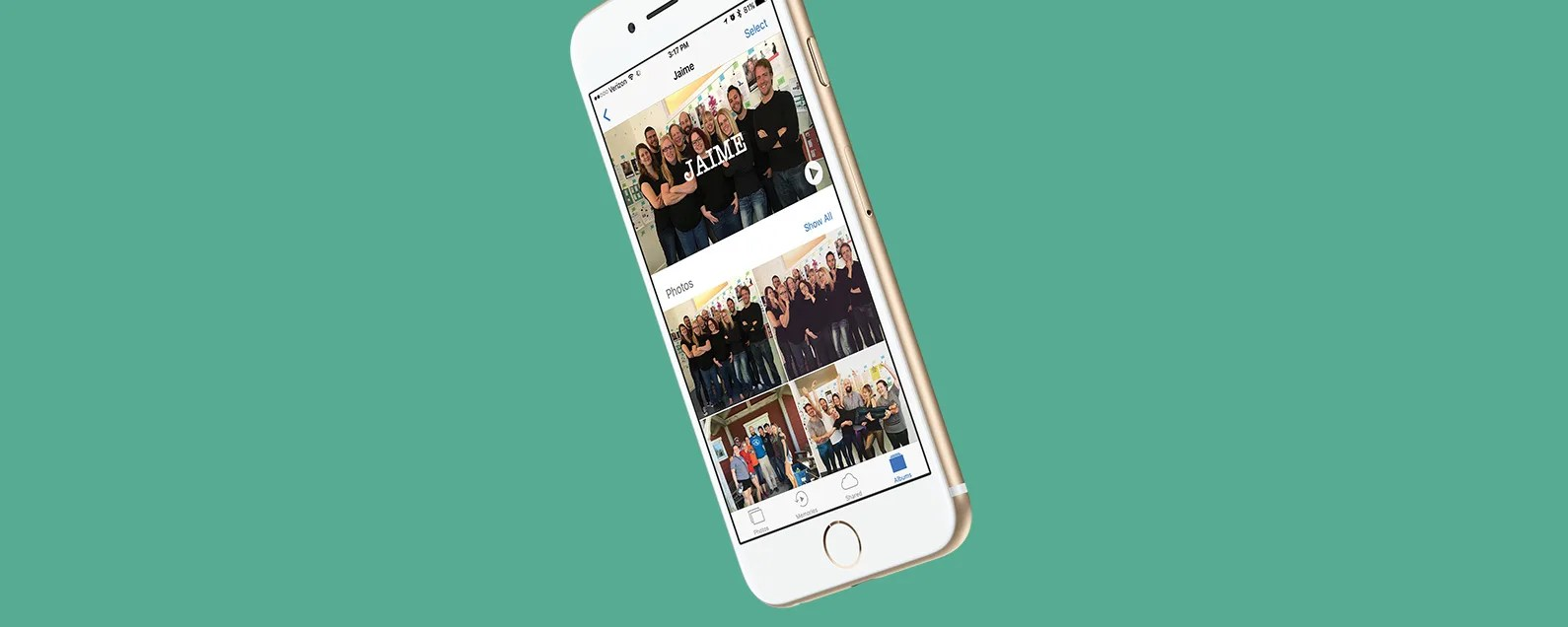 Fullsize Of How To Select All Photos On Iphone