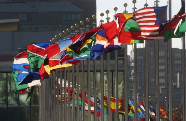 If states comply with these many instruments, the global community will have more respect for the rule of international law, and more faith in the United Nations, including for the compliance with and implementation of the SDGs. Credit: UN Photo/Joao Araujo Pinto