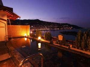 秀花園 湯の花膳:熱海の海と夜景を一望出来る「月下美人」