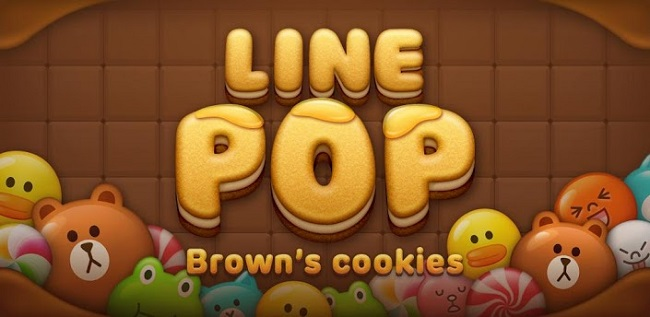 LINE POP-MONSTER-BIG