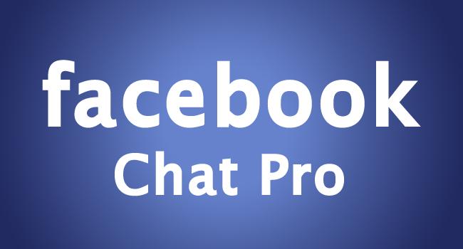 Facebook Chat Pro-big