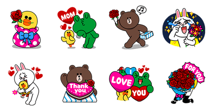 LINE sticker2285