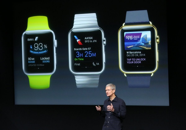 2015 Apple Watch-蘋果新品發表會
