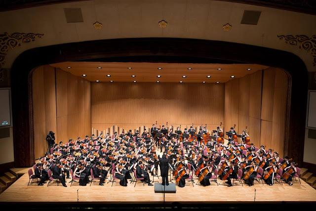 私立復興實驗高中弦樂團