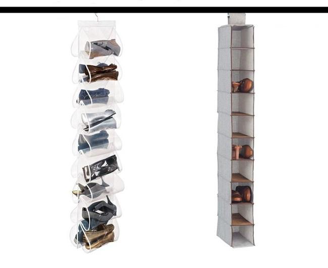 【鞋子收納】蜈蚣男女這樣整理鞋 櫃、鞋架、鞋盒5