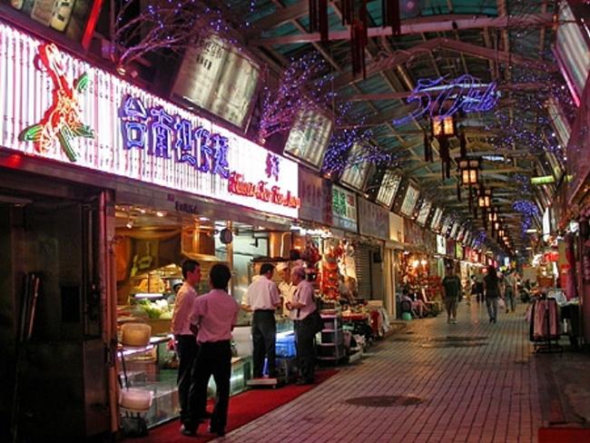 台北華西街夜市營業時間、地圖、美食排名1