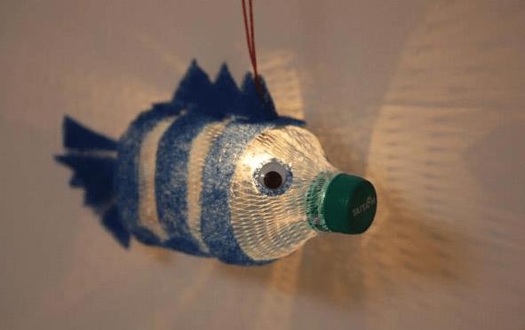 寶特瓶燈籠