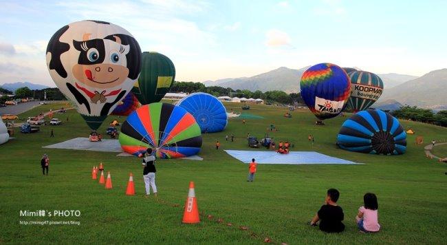 臺灣國際熱氣球嘉年華-mimi韓