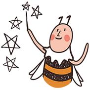 玳力力的蜜蜂精靈