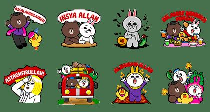 line sticker4894