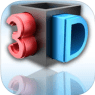 iOS限時免費軟體-Best 3D Wallpapers for iPad 1