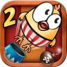 ios限時免費軟體-Drop The Chicken 2 1