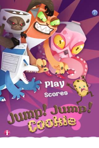Jump! Jump! Cookie