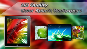 iOS限免APP軟體_Color Splash Wallpapers √ 1