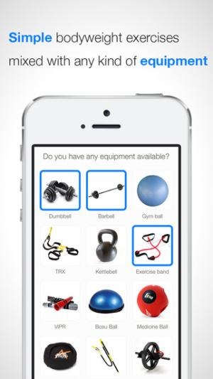 IOS限免、限時免費app軟體遊戲-QUICKSTART FITNESS 2