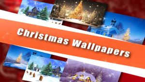 IOS限時免費軟體APP-Christmas Wallpapers 1