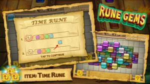 IOS限時免費軟體APP-Rune Gems - Deluxe 2-1