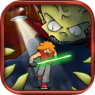 iOS限免、限時免費軟體app遊戲-Don't Run With a Plasma Sword 3