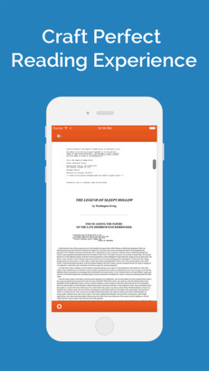 iOS限免、限時免費軟體app遊戲-Gutenberg Books 2