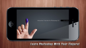 iOS限免、限時免費軟體app遊戲-Interactive Tutorials For Photoshop CC 1