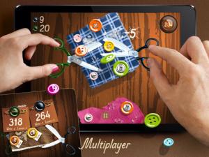 iOS限免、限時免費軟體app遊戲-Cut the Buttons HD 2