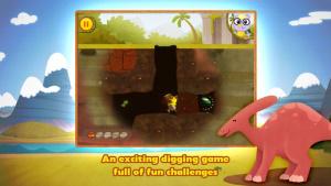 iOS限免、限時免費軟體app遊戲-Dino Dog 2