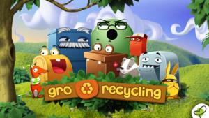 iOS限免、限時免費軟體app遊戲-Gro Recycling 1