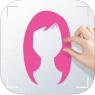 iOS限免、限時免費軟體app遊戲-Hairstyle Makeover Premium 3