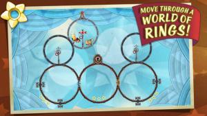 iOS限免、限時免費軟體app遊戲-Ring Run Circus 1