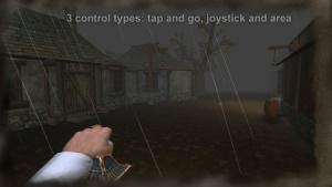 iOS限免、限時免費軟體app遊戲-Slender Man Origins 1 2