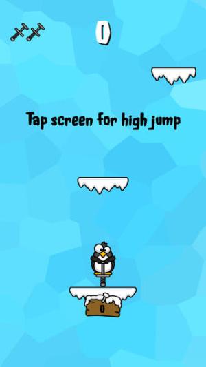 iOS限免、限時免費app軟體遊戲-Incredible Penguin 1