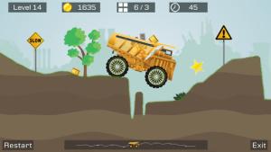 iOS限免、限時免費軟體app遊戲-Big Truck 1