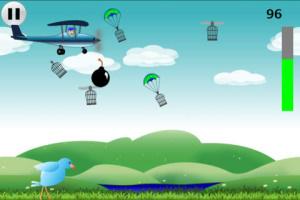 iOS限免、限時免費軟體app遊戲-Cage Rain 2