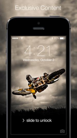 iOS限免、限時免費軟體app遊戲-Cool HD Bike Wallpapers 2