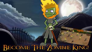 iOS限免、限時免費軟體app遊戲-Fun Zombie king 1