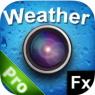 iOS限免、限時免費軟體app遊戲-PhotoJus Weather FX Pro 3