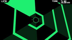 iOS限免、限時免費軟體app遊戲-Super Hexagon 2