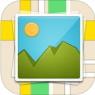 iOS限免、限時免費app軟體遊戲-Photo Footprint 3