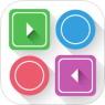 iOS限免、限時免費app軟體遊戲-Squares 3