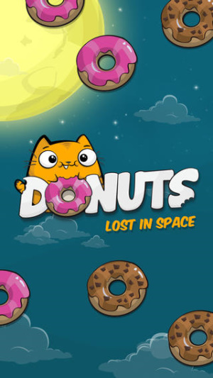 ios限免、限時免費軟體app遊戲-Donuts 2