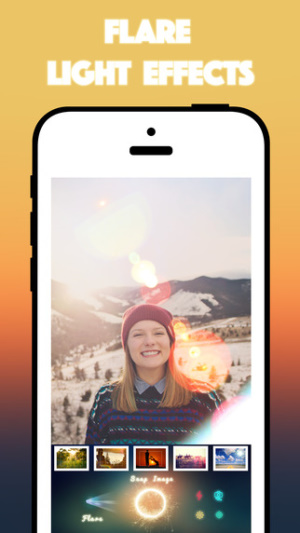 ios限免、限時免費軟體app遊戲-Flaregram 1