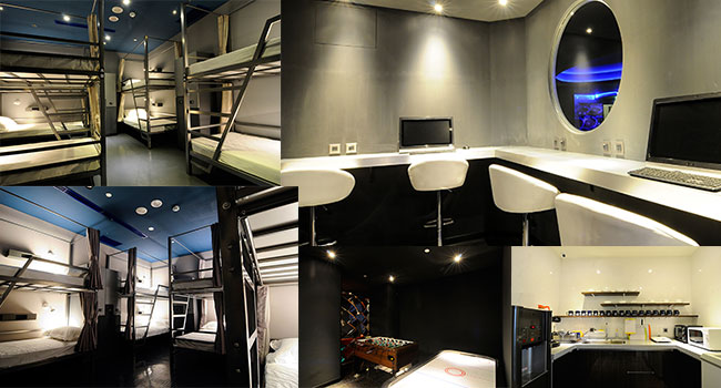 9.Space-Inn太空艙旅舍